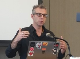 William Hertling, author of Kill Process, imagines the future of the IndieWeb in his keynote