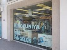 Kinokuniya storefront