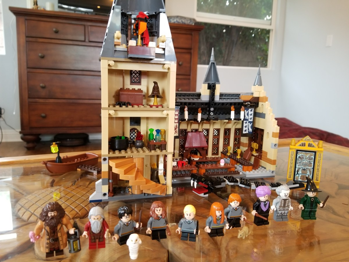 Harry Potter Lego (75954)