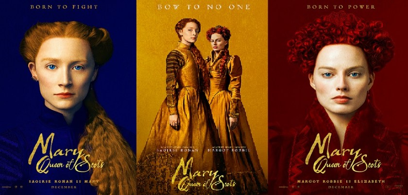 🎞️ Mary Queen of Scots (2018) | Focus Features