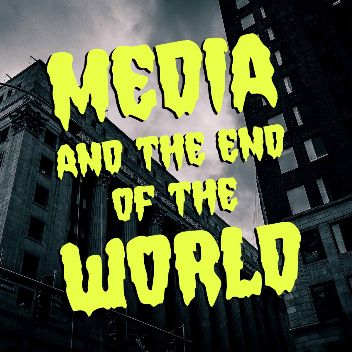🎧 Episode 002 – James Bond and Wonder Woman | Media and the End of the World Podcast