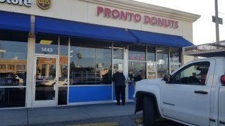 Pronto Donuts exterior