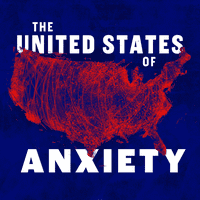Cover art for The United States of Anxiety Podcast