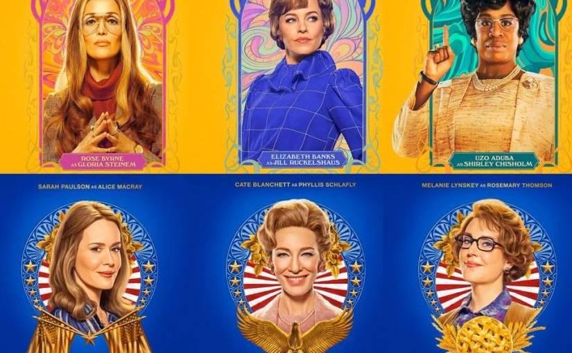 Mrs. America promo poster