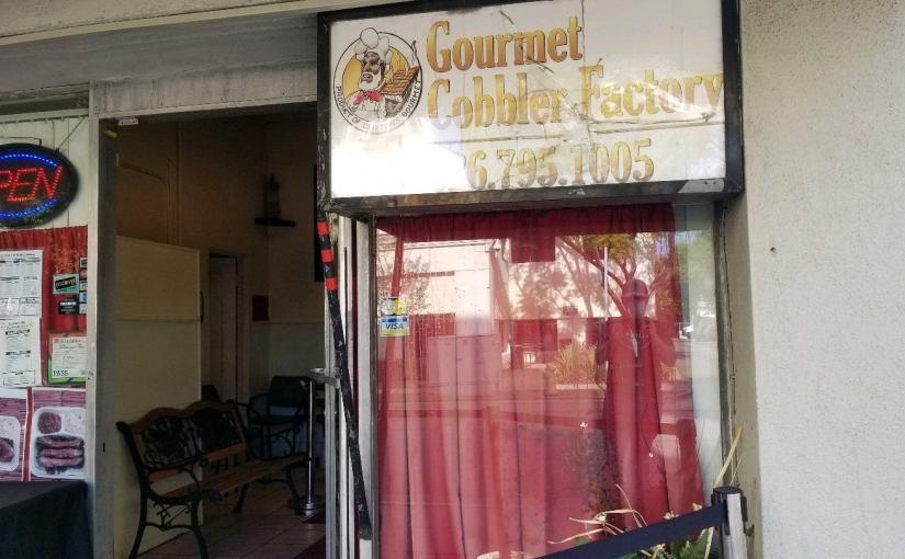 Cobbler Factory storefront