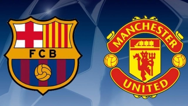 Live Streaming FC Barcelona vs Manchester United