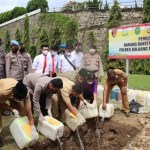 Polres Boltim Musnahkan 1.320 Liter Babuk Miras dan 50 Knalpot Bising