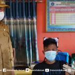 Bupati dan Wabup Bolsel Kembali Tinjau Pelaksanaan Vaksinasi Covid-19