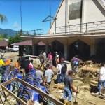 Tinjau Lokasi Banjir, Yasti Temui Warga Terdampak