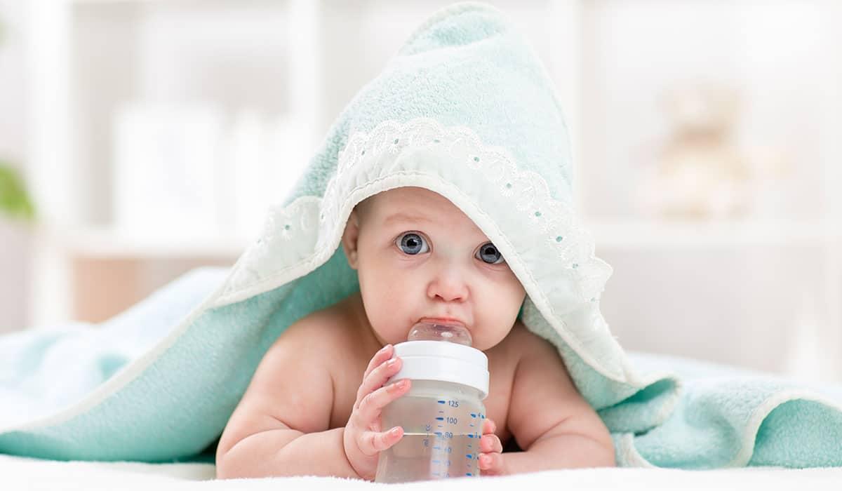 Bebeğinizin içtiği su nasıl olmalı?