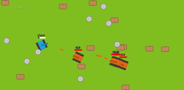 Tankr online game