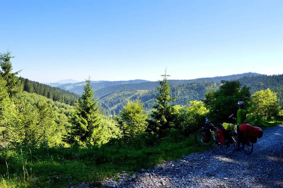 "Trecand din Harghita in Neamt, printr-un pas ""no name"""
