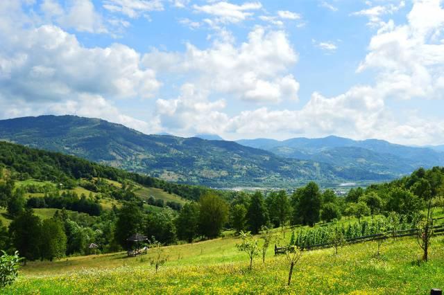 Munții Maramureșului, care-s mai mult dealuri