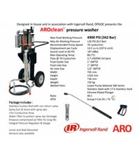 Aroclean Pressure Washer