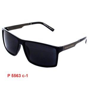 """поляризационные солнцезащитные мужские очки """"PORSCHE DESIGN"""" P 5563 C1"""