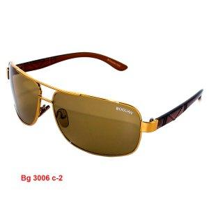 """Мужские очки """"Boguan"""" стекло Bg-3006-c-2"""