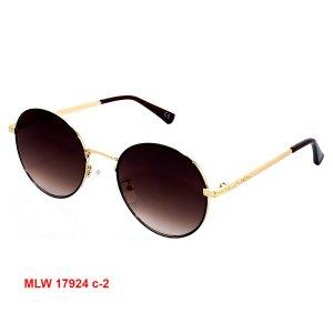 женские очки в металле MLW-17924-c-2
