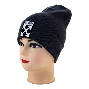 Двойная шапка с отворотом AL-20-203