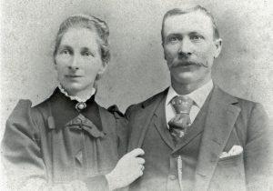 Lucy og John Jensen