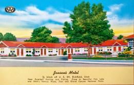 Jensens Motel i Utah
