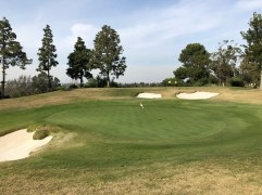 Green view of 15th.