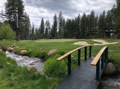 12th approach with creek and bridge.