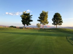 The Pointe - 4th green view.