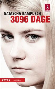 3096 dage Book Cover