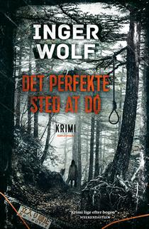 Det perfekte sted at dø Book Cover