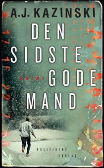 Den sidste gode mand Book Cover
