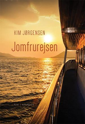 Jomfrurejsen Book Cover