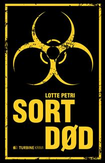Sort død Book Cover
