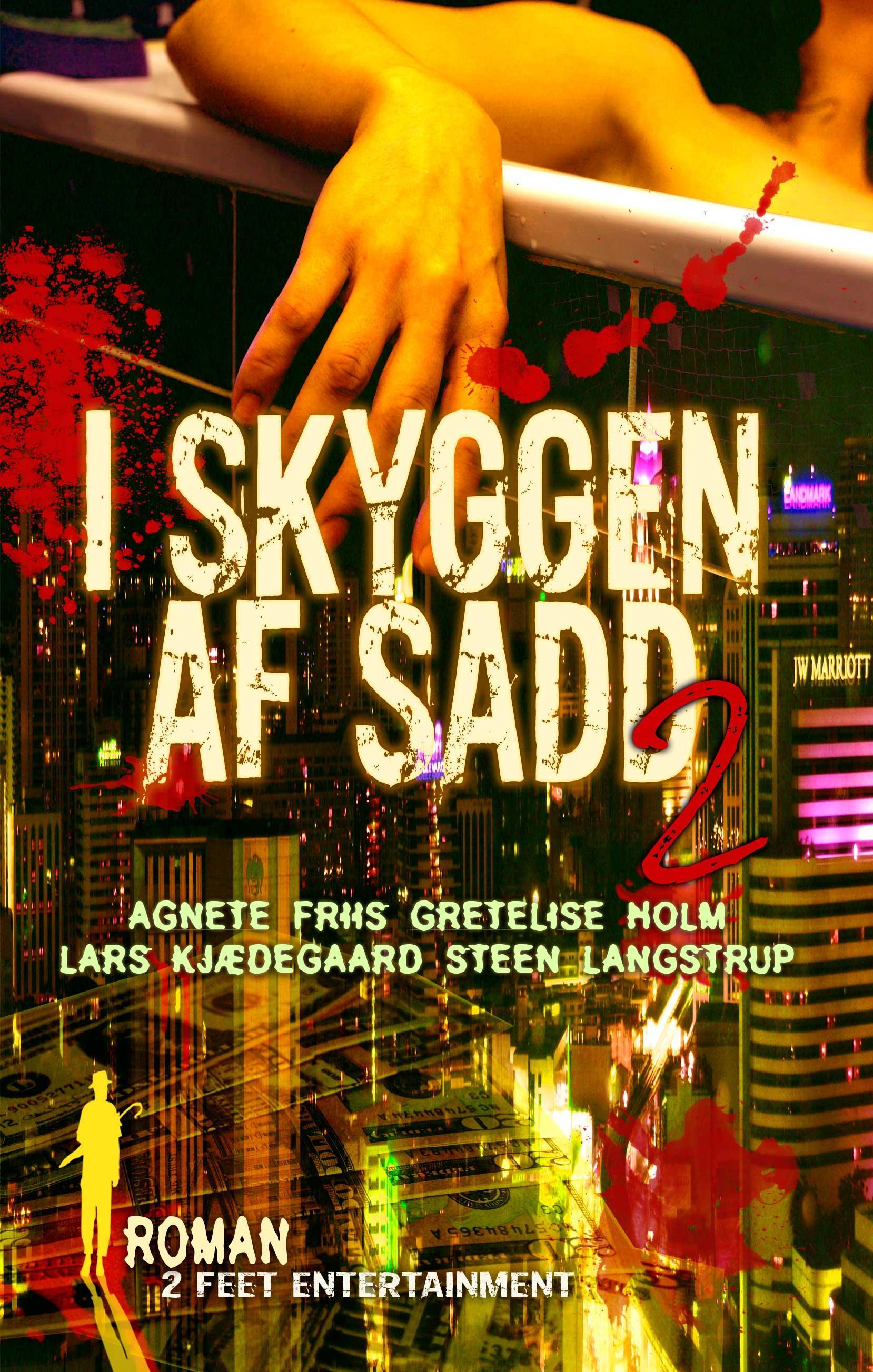 I skyggen af Sadd 2 Book Cover