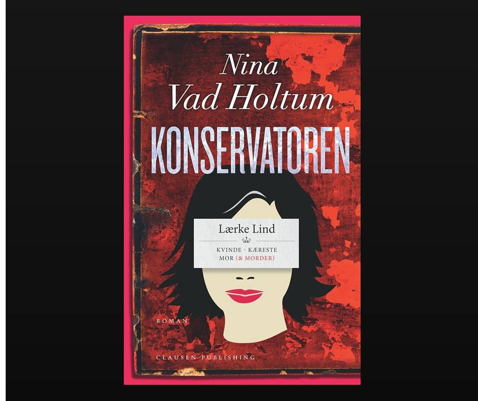 Konservatoren Book Cover