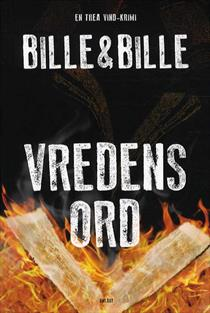Vredens ord Book Cover