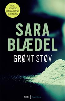 Grønt støv Book Cover