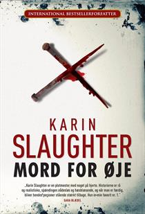 Mord for øje Book Cover