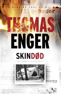 Skindød Book Cover