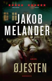 Øjesten Book Cover