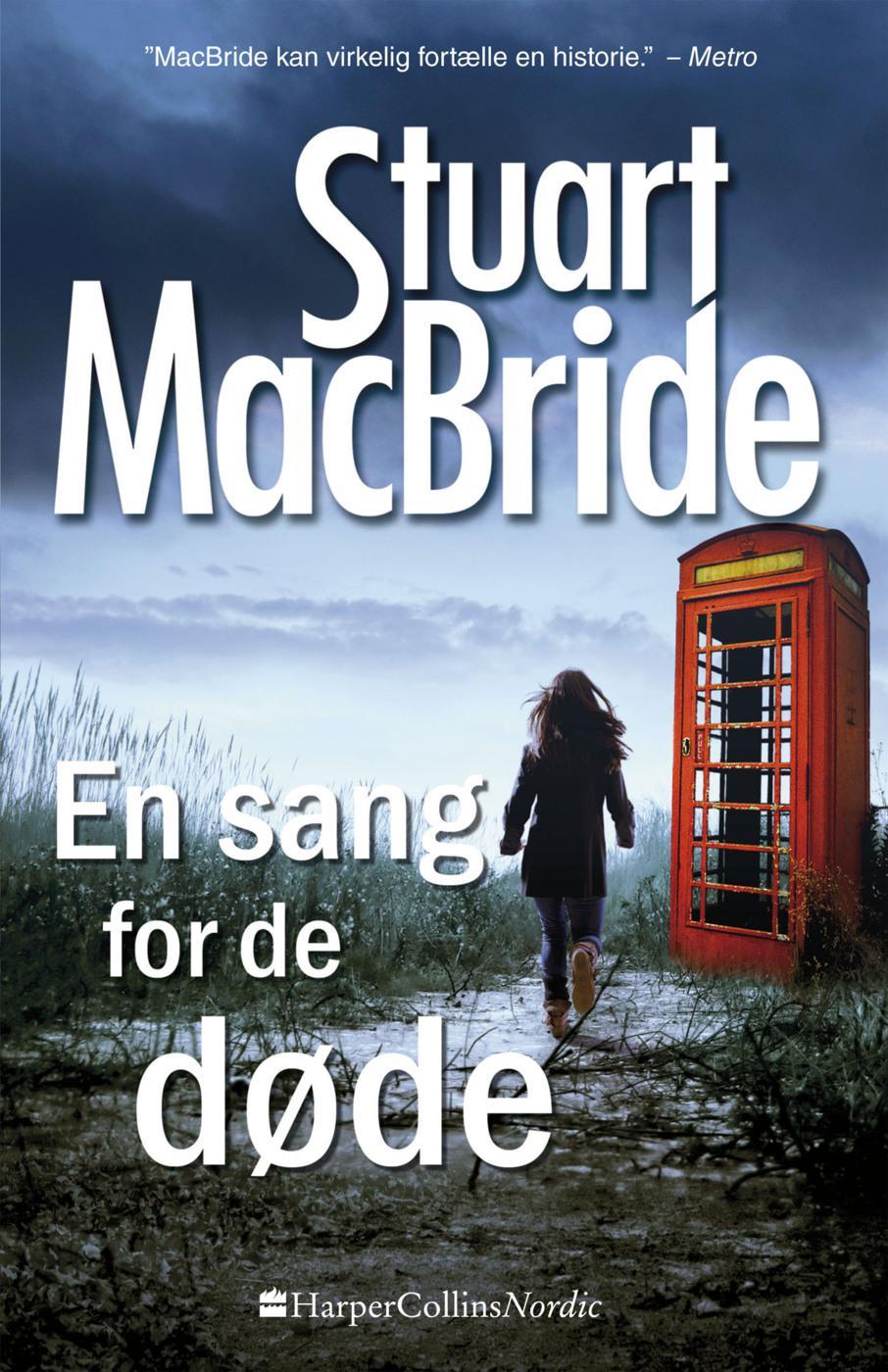 En sang for de døde Book Cover