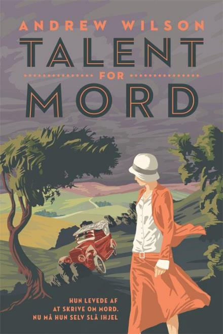 Talent for mord Book Cover