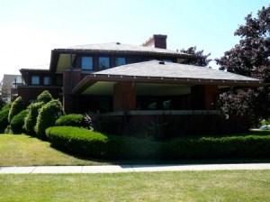 Buffalo Frank Lloyd Wright Private Residence