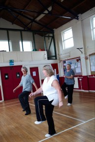 Fitness for the Over 50s - 022