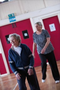 Fitness for the Over 50s - 026