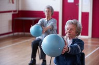 Fitness for the Over 50s - 036