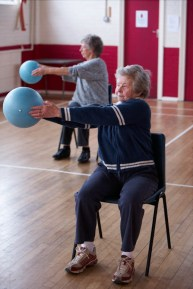 Fitness for the Over 50s - 041