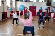 Fitness for the Over 50s - 045