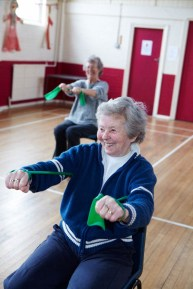 Fitness for the Over 50s - 061