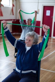 Fitness for the Over 50s - 063
