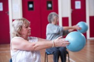 Fitness for the Over 50s - 072
